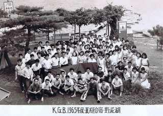 1965年度夏合宿信州・野尻湖.JPG
