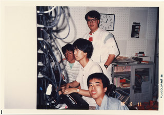 写真�A 19860611お昼のOA中.jpg